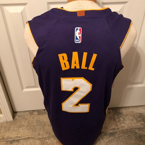 new product 87ded 1621b New Lonzo Ball jersey. NWT